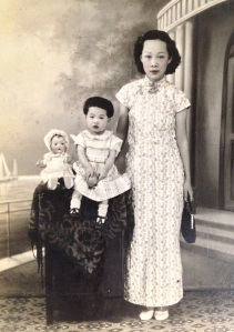 MaMa and the sister we never knew.