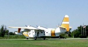 U.S. Coast Guard plane
