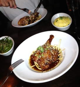 Zea Rotisserie & Grill's specialty dishes are s-o-o-o good!