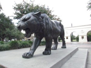 Louisiana State University campus, Baton Rouge