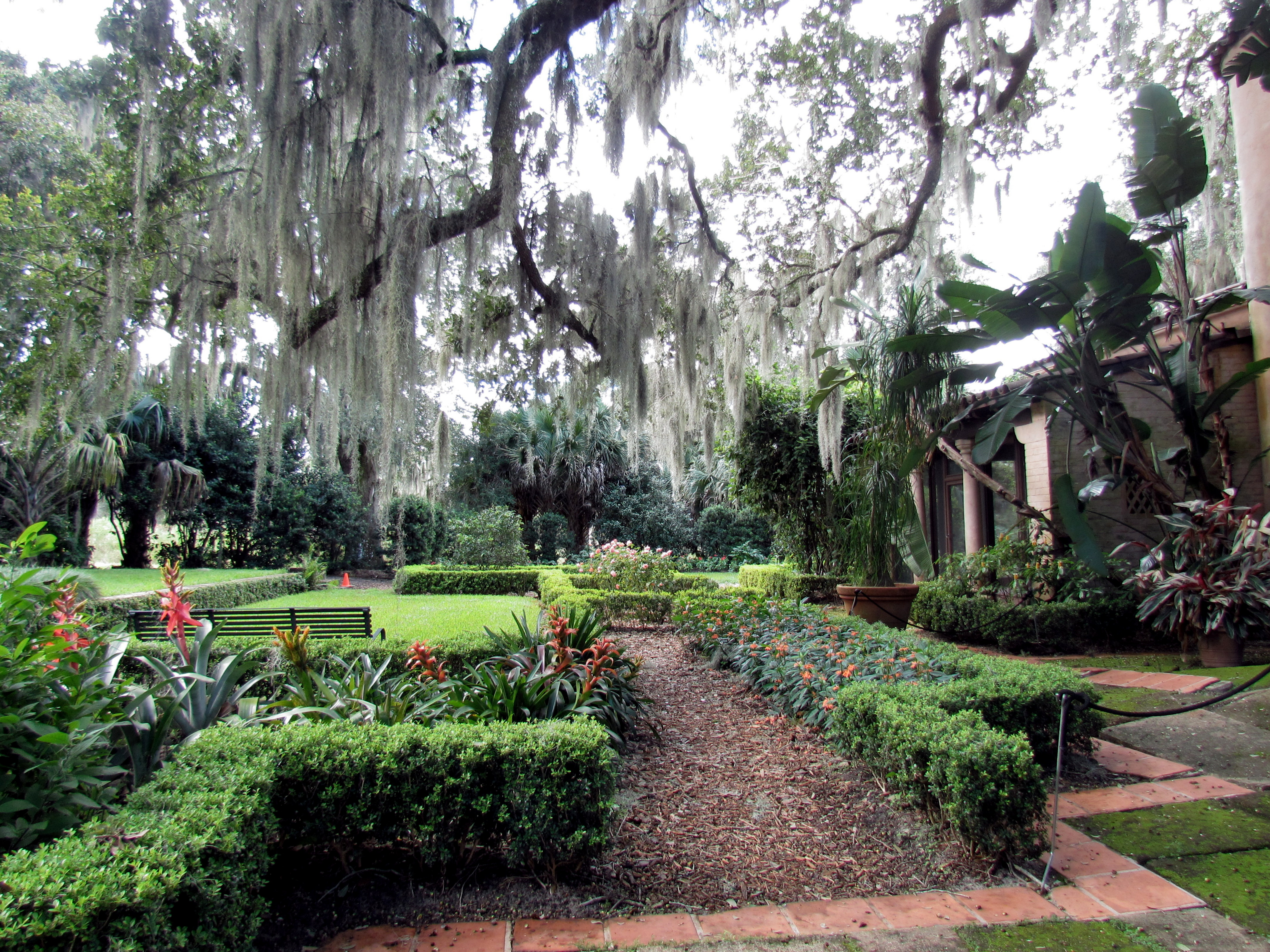 Day Bok Tower Gardens in Lake Wales
