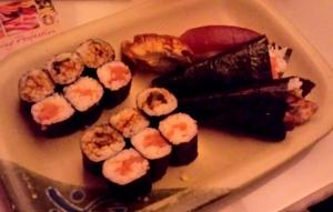 Worst restaurant sushi!