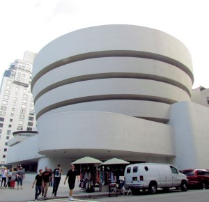 The Solomon R. Guggenheim Mueseum