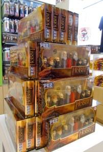 PEZ Hobbits series