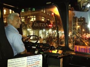 """""""The Patient Bus Driver"""""""