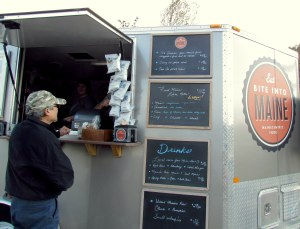 Bite Into Maine food truck