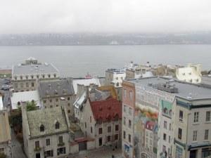 Picturesque Old Quebec