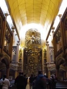 Notre-Dame Basilica chapel
