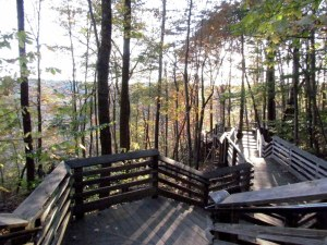 New River Gorge lookout