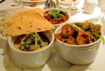 Fav meal - vegetarian Indian dishes!