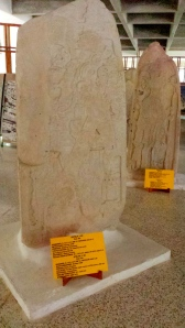 These stelae are authentic!