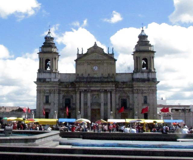 Catedral Primada Metropolitana de Santiago