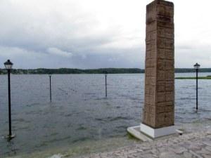 Flores lake