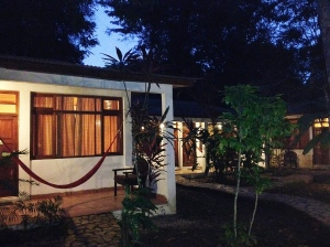 Jaguar Inn's charming bungalows
