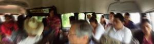 Tikal minivan