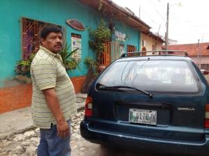 Flores taxi