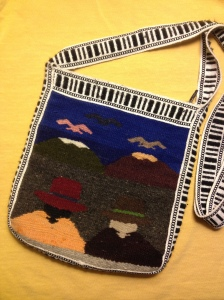 Tikal purse