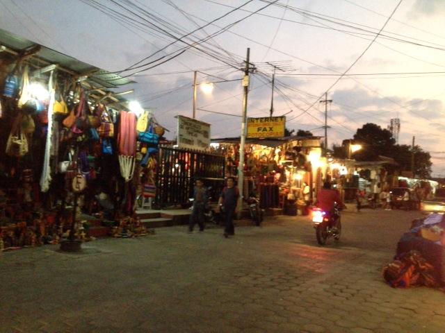 Sundown in Panajachel